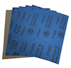 Qty 5 - 230 x 280 mm 3000 grit Hermes WS Flex 16 Wet and Dry Sheet