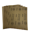 Pack of 5 - 230 x 280 mm 5000 grit Hermes WS Flex 16 Wet and Dry Sheet
