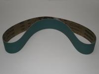 50 x 914 mm 120 grit VSM ZK713X Sanding Belt