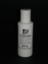 Anti-Static Cream 2oz 59ml.
