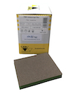 Box of 10, Double Sided Foam Sanding Pad - Super Fine