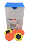 Box of 25, 50 mm dia x 60 grit Norton R980P BLAZE Ceramic SPEED-LOK Discs