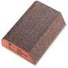Box of 10, Double Sided Foam Combination Sanding Block - Medium