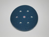 150 mm diameter x 60 grit sia 1815 SIATOP 7 Hole Hook & Loop disc