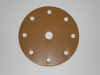 150 mm diameter x 150 grit Astra D 9 hole Hook & Loop disc