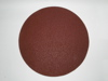 230 mm diameter x 80 grit Sunmight B317V Hook and Loop Sanding disc