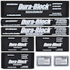 Dura-Block® 6 Piece Kit