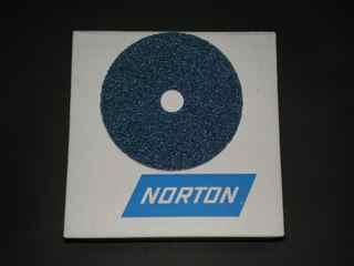 100 mm diameter x 16 mm x 36 grit Norton F827