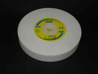 150 mm diameter x 25 mm x 31.75 mm 38A60JVBE Grinding Wheel
