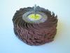 180 mm diameter x 50 mm x 80 grit KLINGSPOR Mac Mop